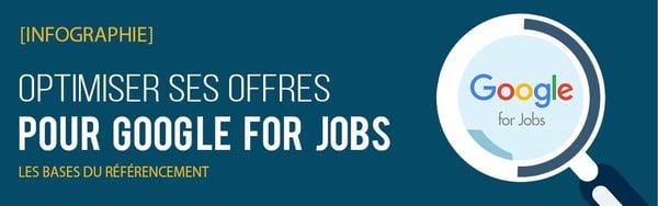 Infographie - Optimiser ses offres pour Google for Jobs
