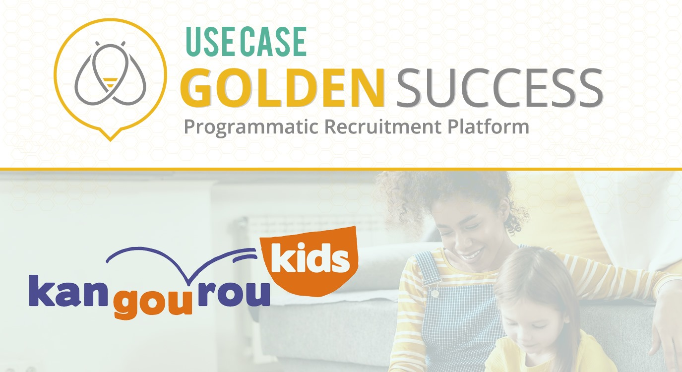 Use case: How Kangourou Kids increased qualified applications with Golden Bees