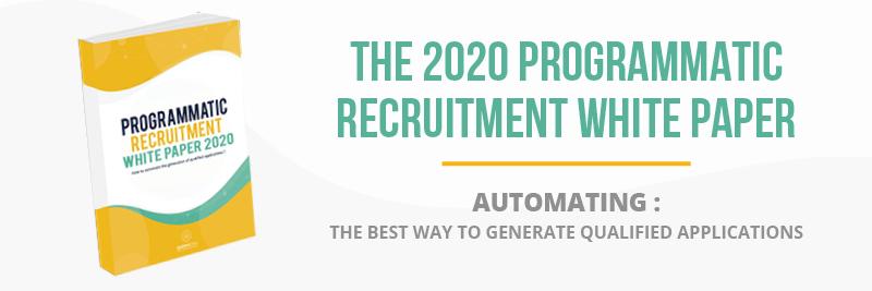 The programmatic recruitment white paper