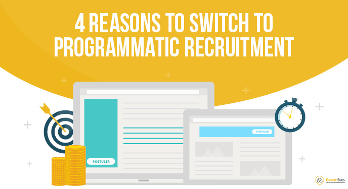 4 reasons to switch to programmatic recruitment