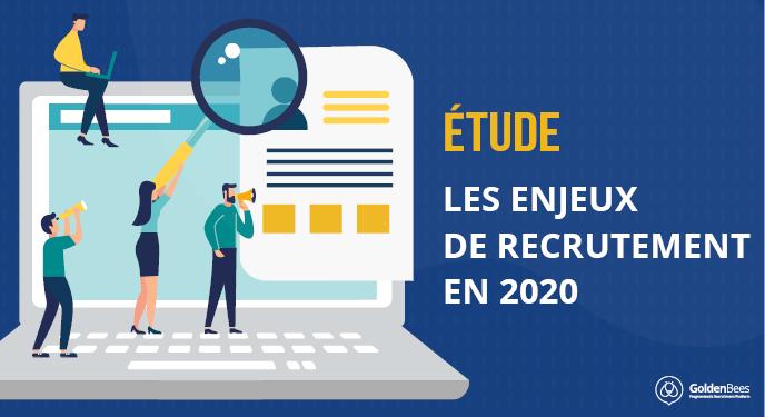 Etude  : les enjeux de recrutement 2020