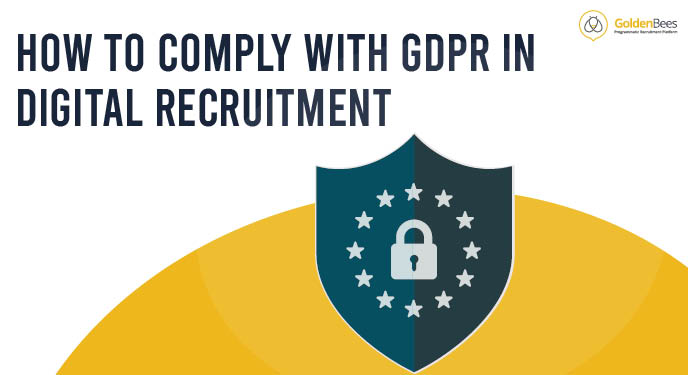Complying with GDPR in recruitment