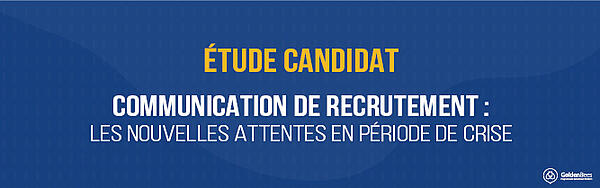 Communication Support Marque Employeur Etude candidat