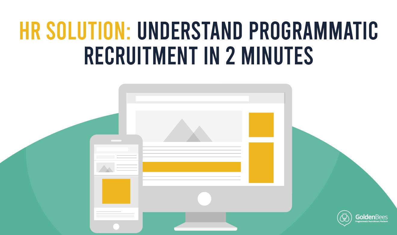 HR SOLUTION UNDERSTAND PROGRAMMATIC RECRUITMENT IN 2 MINUTES