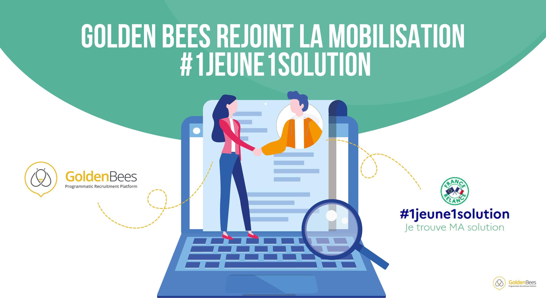 Mobilisation-1jeune1solution-GoldenBees-Impact-Engagement