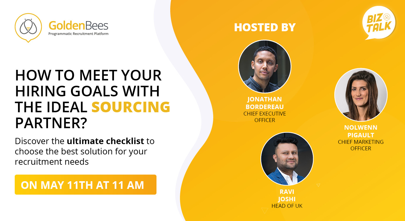 Biztalk #1 : How to meet your hiring goals with the ideal sourcing partner