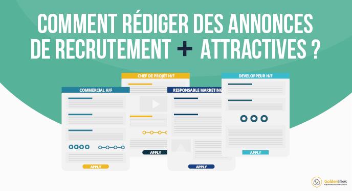 Rédiger des annonces de recrutement plus attractives