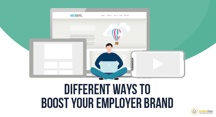 Different ways to boost your employer brand