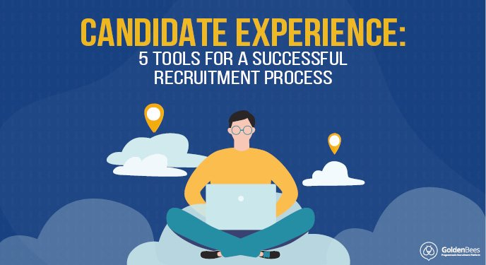 Visuel - Candidate experience - 5 tools for a successful recruitment process5