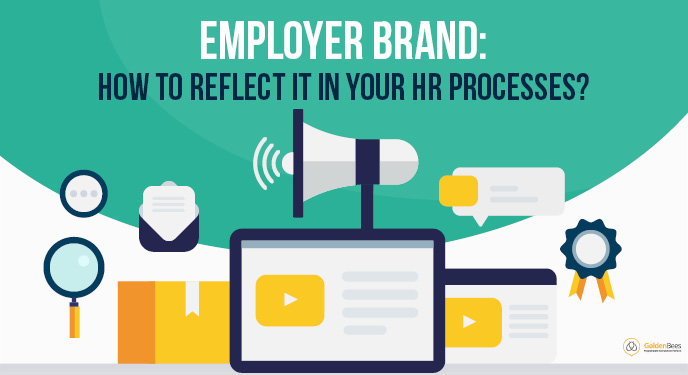 Visuel Employer brand - how to reflect it in your HR processes