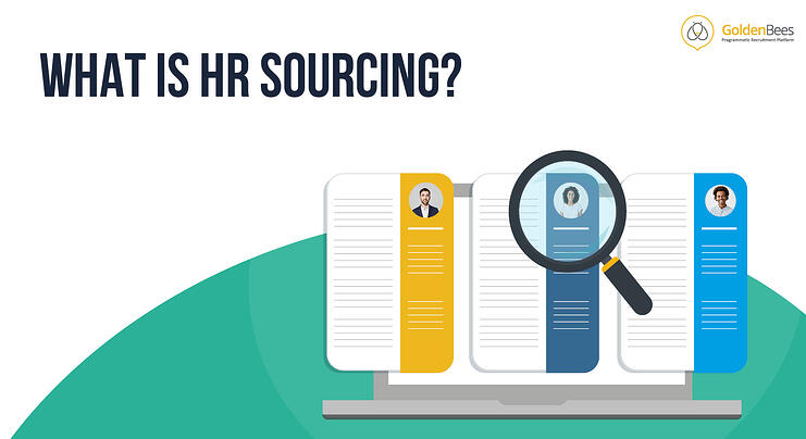 What is HR sourcing?