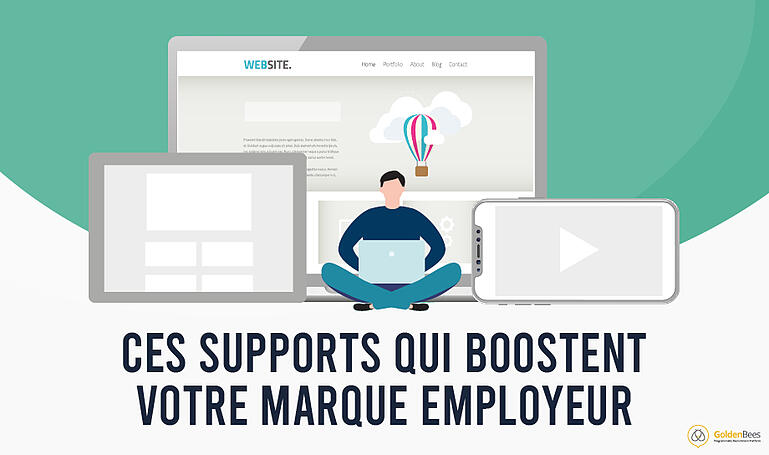 Les supports marque employeur