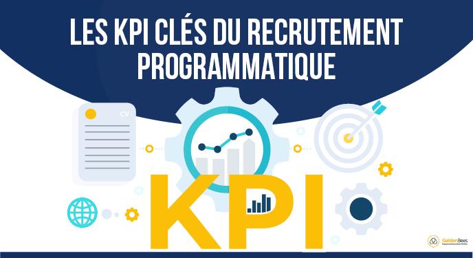 Les KPI clés du recrutement programmatique