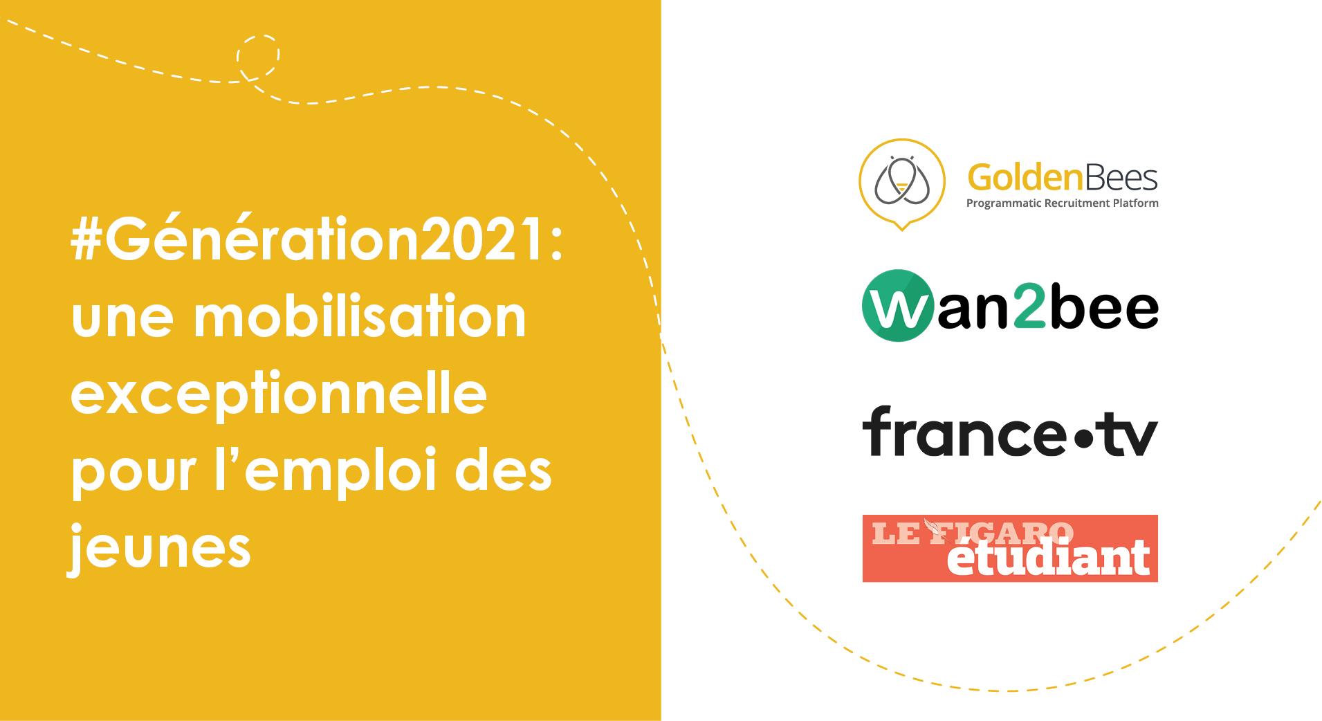 #Génération2021 : une mobilisation exceptionnelle pour l'emploi des jeunes